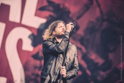 Rival Sons, Download Festival Paris, 12 juin 2016