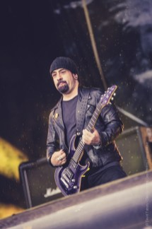 Volbeat, Download Festival Paris, 12 juin 2016