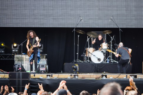 RavenEye au Hellfest le 19 juin 2016