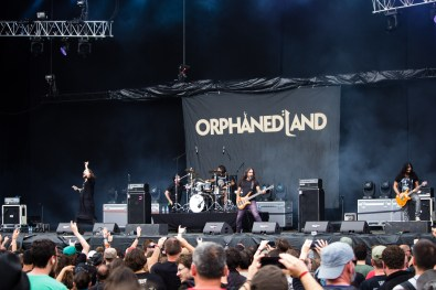 Orphaned Land au Hellfest le 19 juin 2016