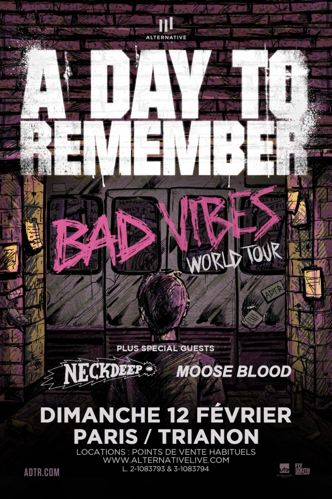 a day to remember 2017