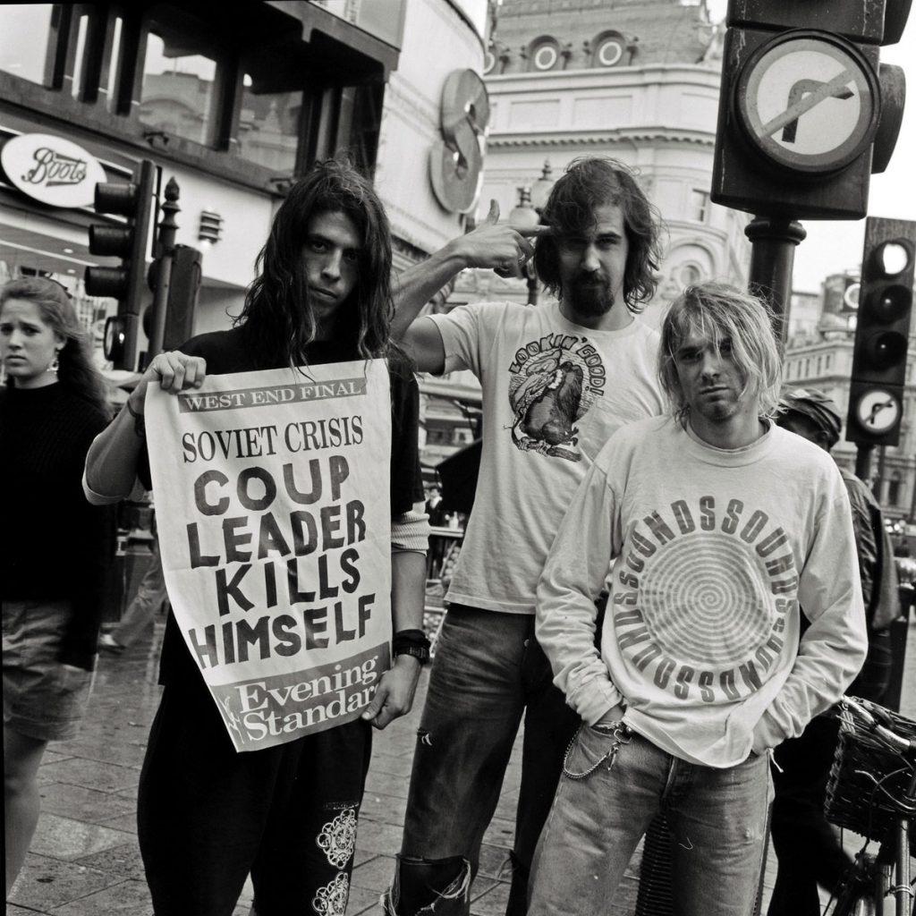 Nirvana par Richard Bellia