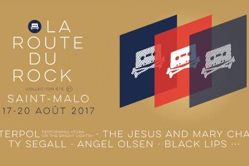 route du rock 2017 premiers noms