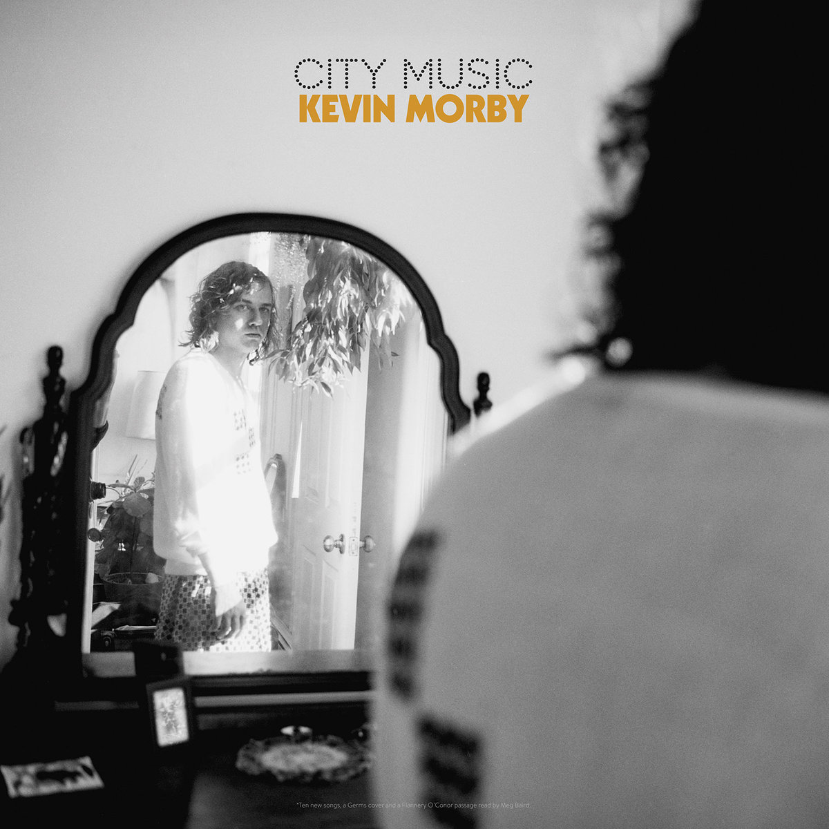 kevin morby city music pochette
