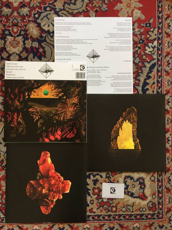 Elder - Reflections of a Floating World LP 2