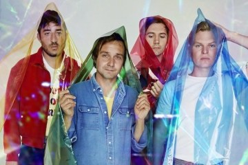 grizzly bear two cypresses video