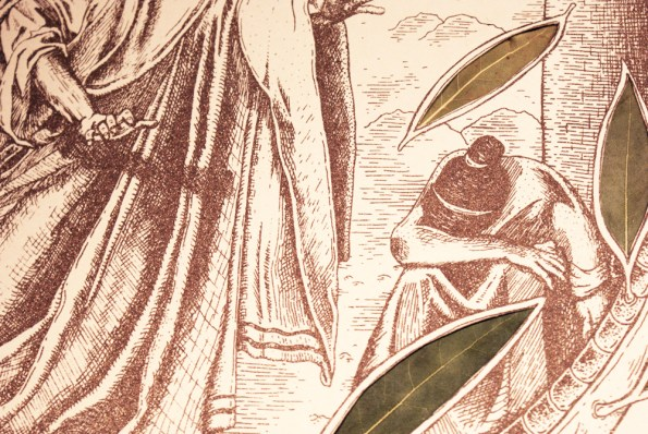 Ëmgalaï Grafik - Ulver - The Assassination of Julius Caesar European Tour - zoom-1
