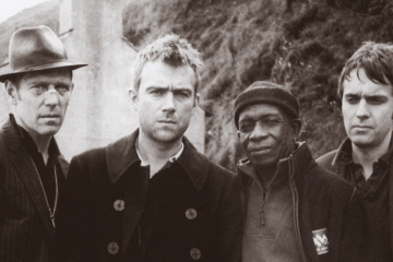 the good the bad and the queen merrie land nouvel album