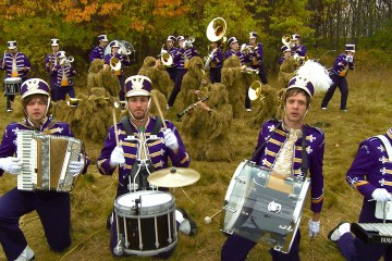 ok go this too shall pass marching band clip