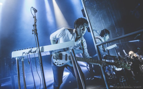 Enter Shikari, Les Paradis Artificiels 2019