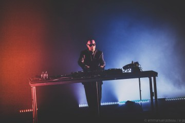 UNKLE - Royal Hall Festival, Londres 2019