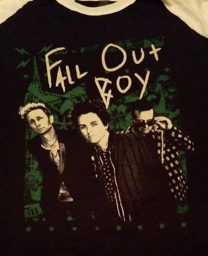 Hella Mega Tour - Fall Out Boy Green Day