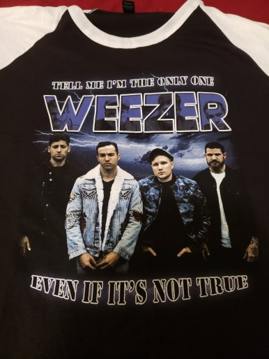 Hella Mega Tour - Weezer Fall Out Boy