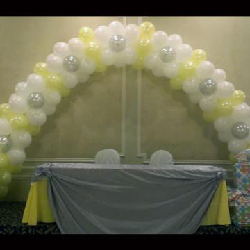 Flower Arch For Wedding