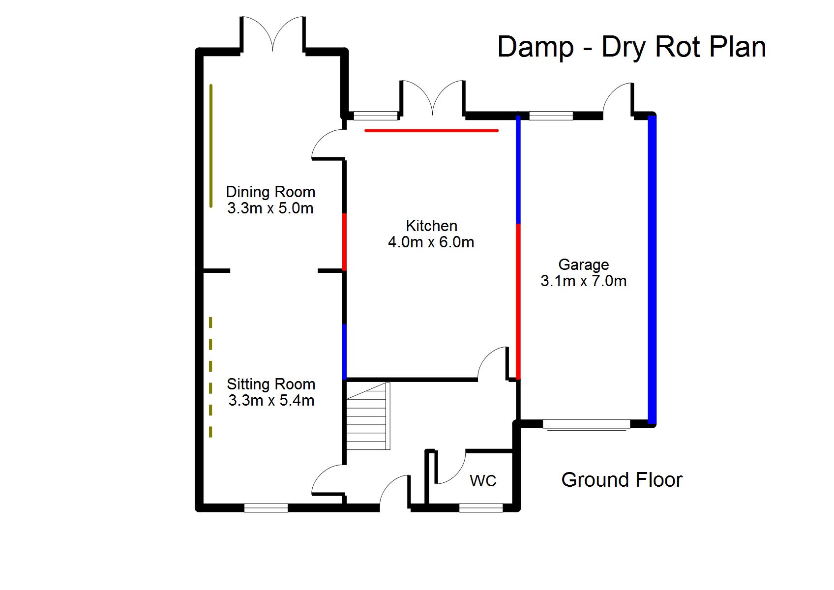 Example Floor Plans • Visual Floor Planner
