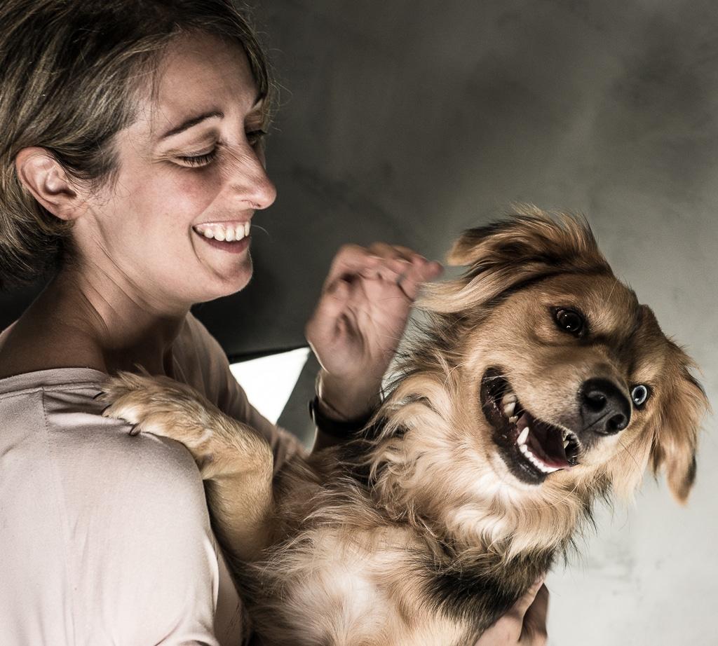 fotografo per cani