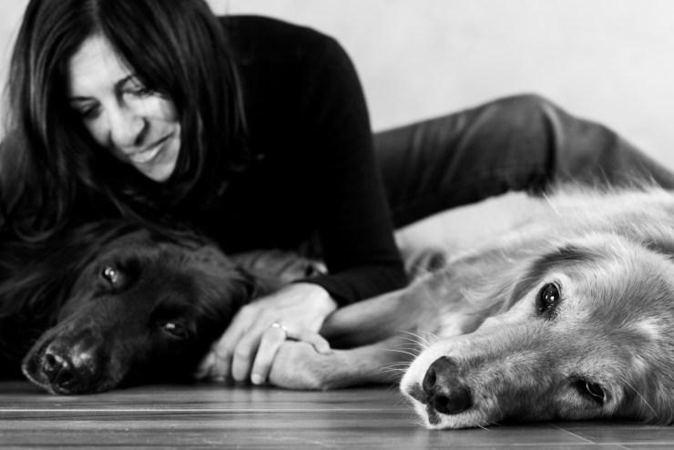 servizio fotografico cani genova visual garden