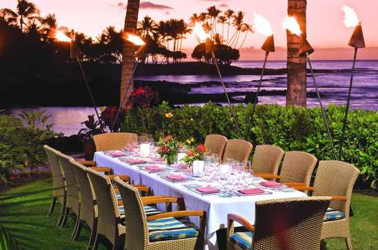 Image result for BROWN'S BEACH HOUSE AT THE FAIRMONT ORCHID HAWAII