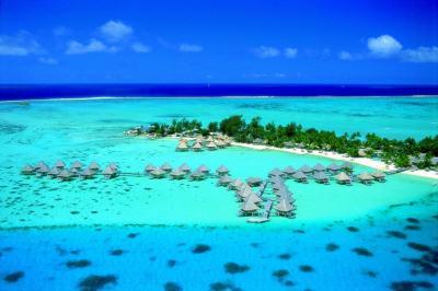 InterContinental Bora Bora Le Moana Resort, French ...
