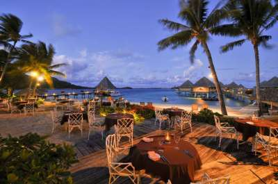InterContinental Bora Bora Le Moana Resort, French ...