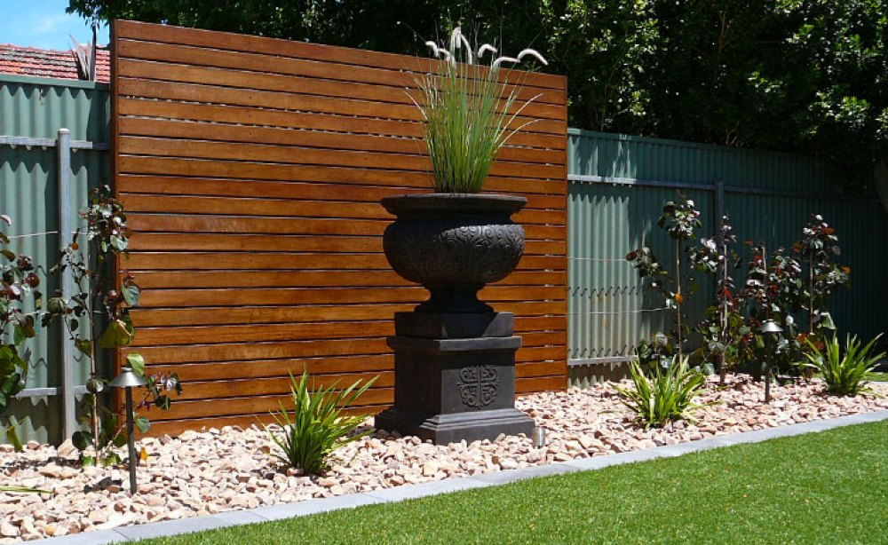 Garden Features | Visual Landscape Gardening