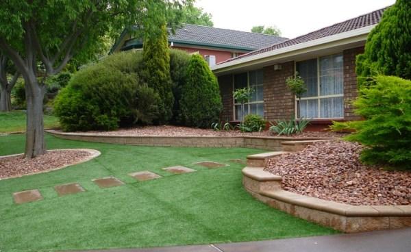 maintenance garden design ideas