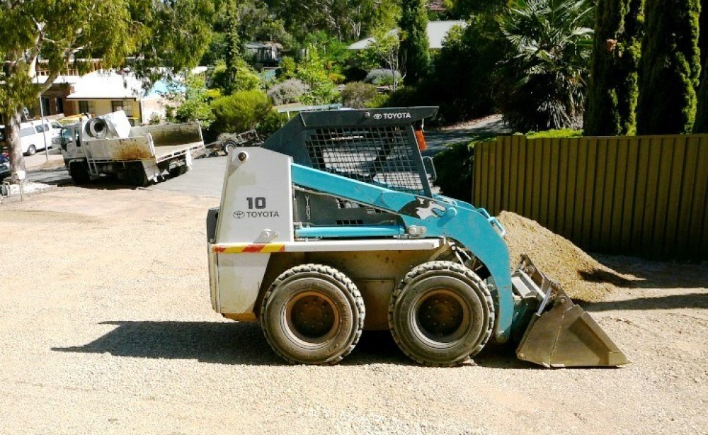 Landscaping Equipment Hire Adelaide