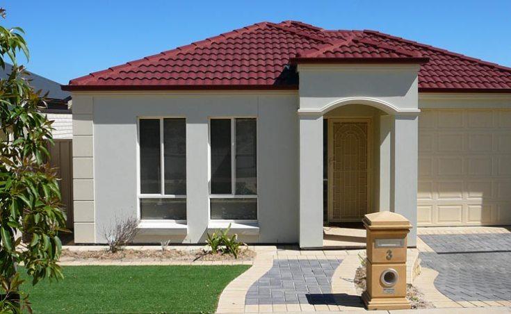 Landscape Design Of New Adelaide Home Golden Grove