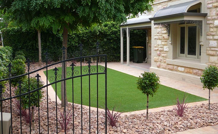 Low Maintenance Garden Landscape Design