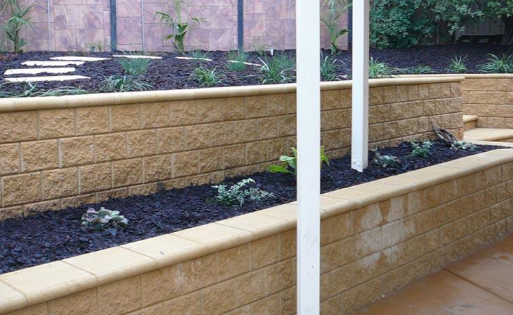 Retaining Wall Renovation Golden Grove