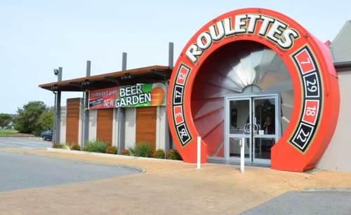 Paving Roulettes Tavern Carpark & Footpaths