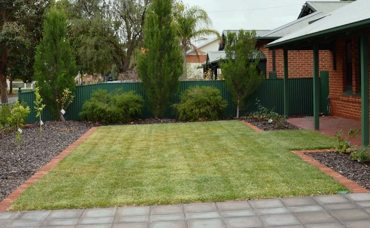 Landscaping Ideas For Front Yards & Back Gardens