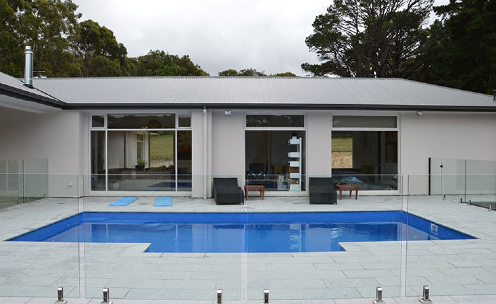 Glass Pool Fencing | Fencing Adelaide