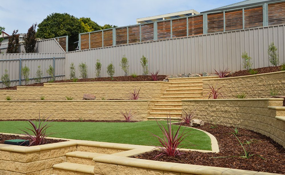 Retaining Walls Adelaide Northern Suburbs | Landscaping Adelaide