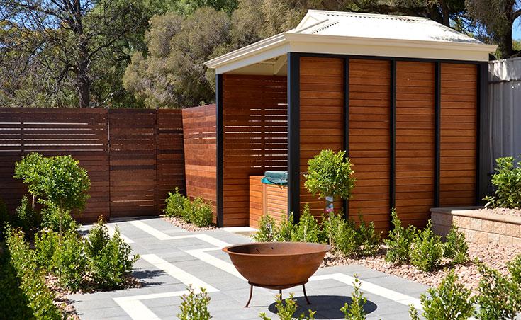 Landscape Design | Back Garden Makeover | Landscaping Adelaide