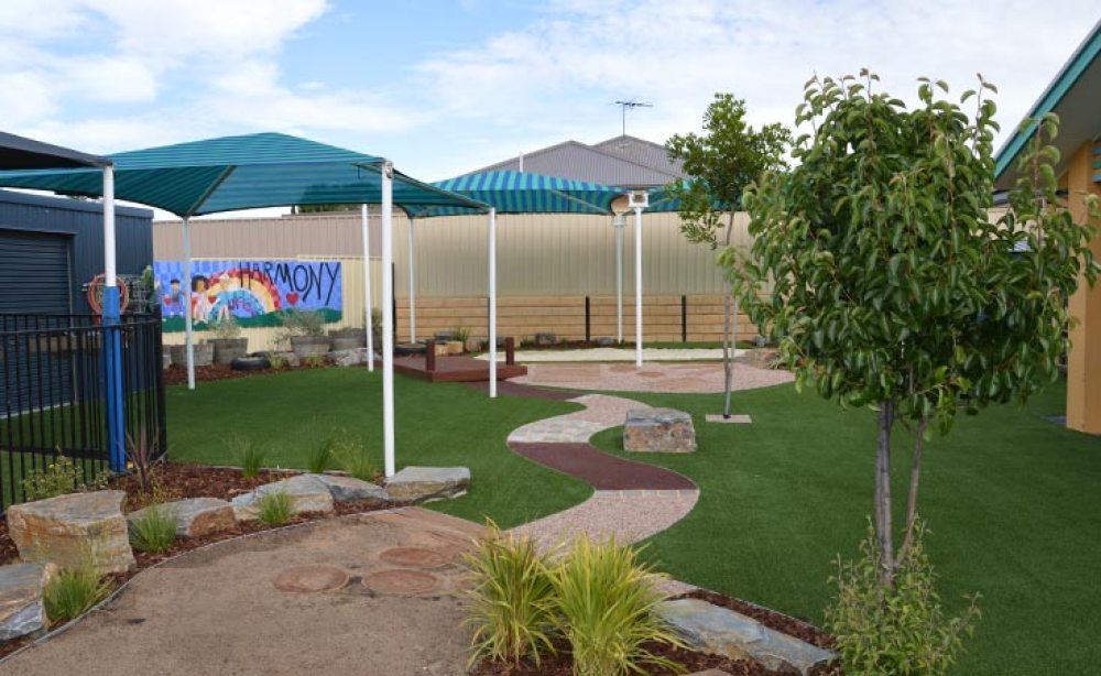 Commercial Landscaping Adelaide | Child Care Centre