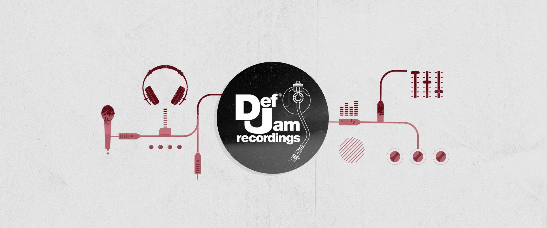 def jam recordings visual