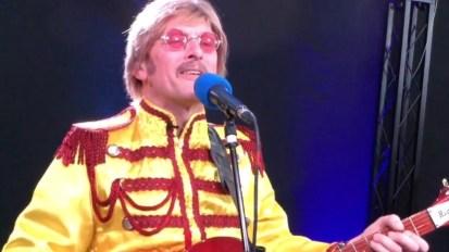 Stars In Demise – John Lennon