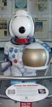 Snoopy the Astronaut