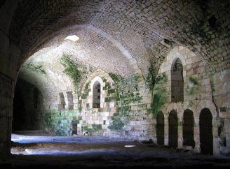Crac de chevalier, Syria