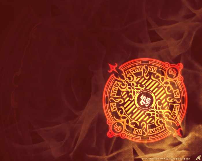 Ifrit's seal by hechiceroo