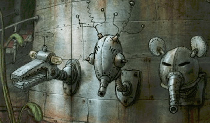 machinarium trophies