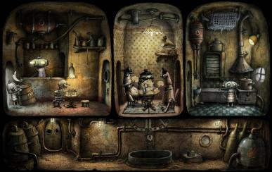 machinarium evil plan