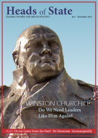 Head of State Churchill