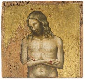 Giovanni Baronzio Imago Pietatis 1330