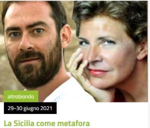 Pamela Villoresi e Mario Incudine al teatro Biondo di Palermo