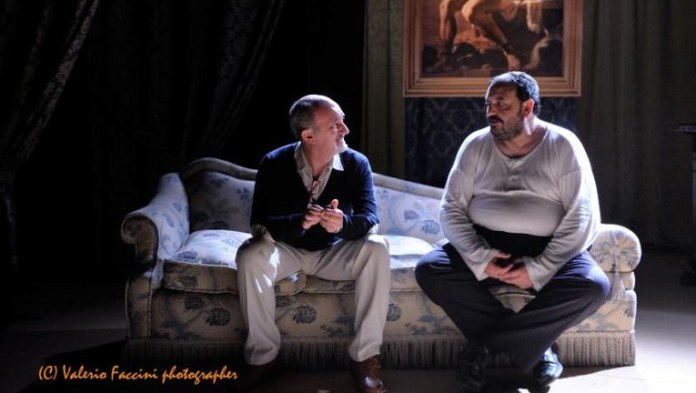 Una casa di pazzi al teatro Manzoni di Roma