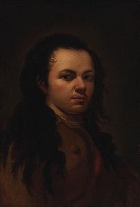 José de Goya y Lucientes (_) (Fuendetodos, 1746–Bordeaux, 1828), Autoritratto a 25 anni