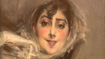 Giovanni Boldini. Il piacere. Story of the Artist (video still) Ritratto di Emiliana Concha de Ossa