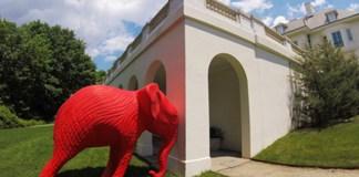 racking Art New filelds, Indianapolis Usa 2018
